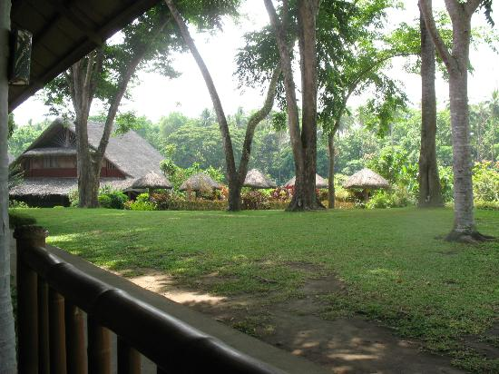 Entrance To Our Room In The Longhouse Picture Of Villa
