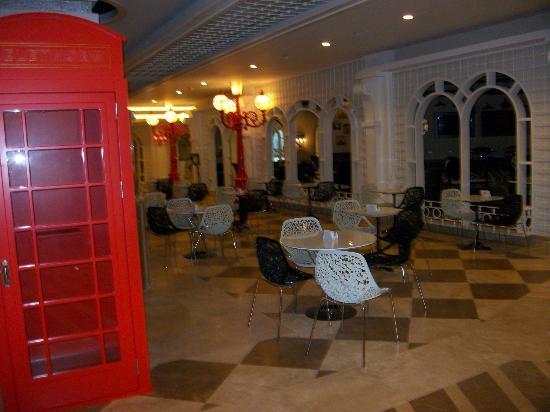 Delphin Imperial Hotel Lara: public area