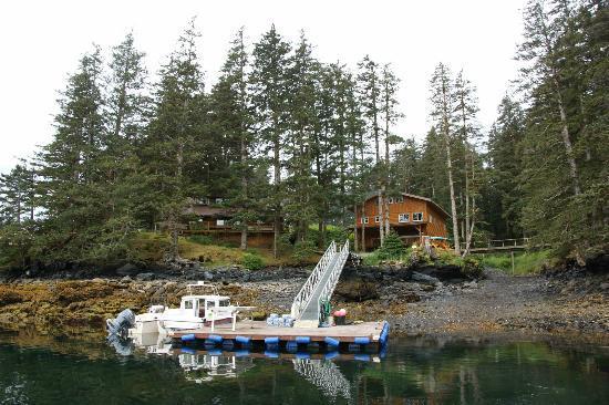 Afognak Wilderness Lodge: lodge