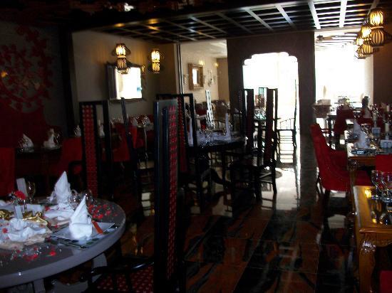 Delphin Imperial Hotel Lara: Speciality restaurant