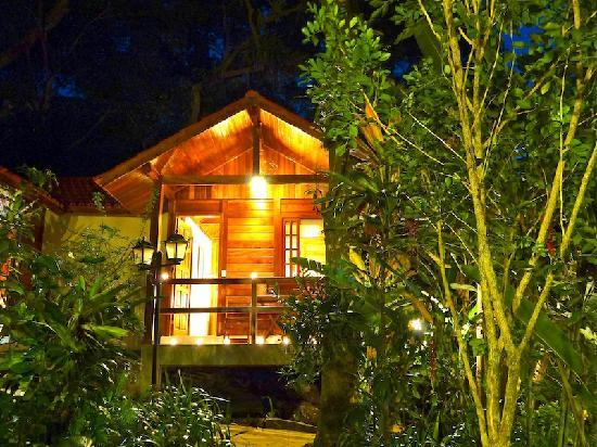 Aratinga inn chalet, cosy and very romantic