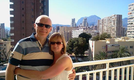 Servigroup Rialto: Photo sur balcon de la chambre