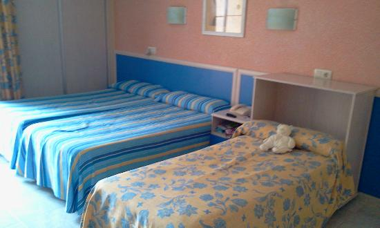 Servigroup Rialto: Chambre super propre