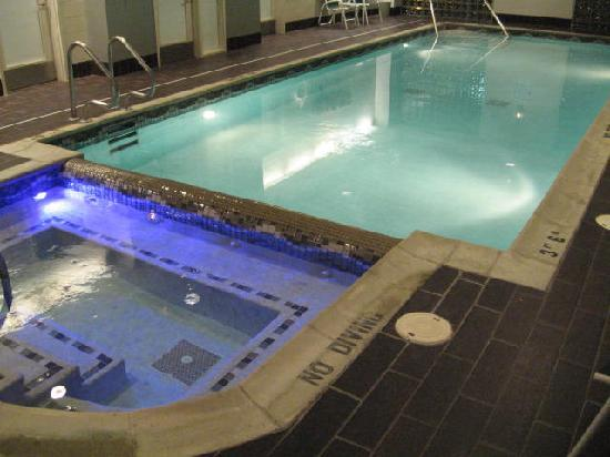 Pool And Spa Picture Of The H Hotel Midland Tripadvisor