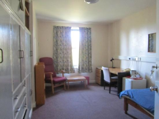 Magdalen College Accommodation: single room