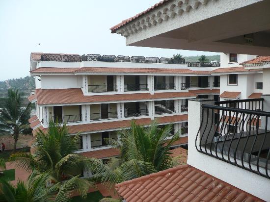 DoubleTree by Hilton Hotel Goa - Arpora - Baga: View