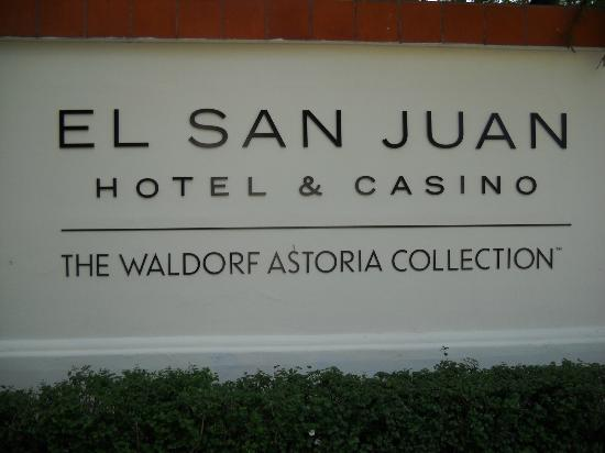 El San Juan Hotel, Curio Collection by Hilton: El San Juan Hotel & Casino