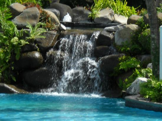 El San Juan Hotel, Curio Collection by Hilton: Waterfall at the Pool