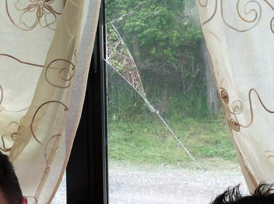 Zio Catofio: il buco nelle vetrate