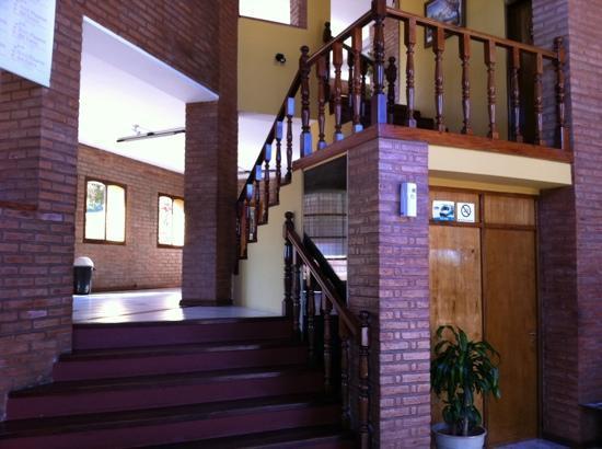 Hotel Pinares del Cerro: No elevator