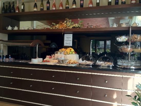 Piccolo Hotel : Buffet colazione