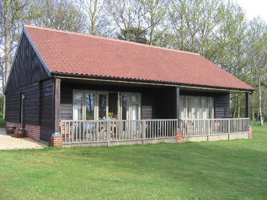 Magazine Wood: Accommodation with a view