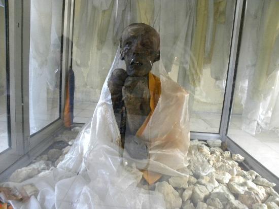 Kaza, Indien: Gue Mummy