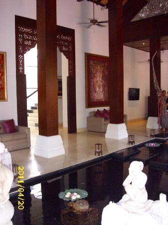 Renaissance Koh Samui Resort & Spa: Lobby
