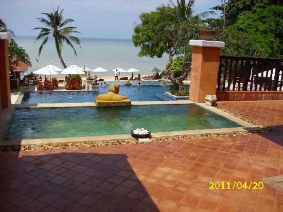 Renaissance Koh Samui Resort & Spa: Pool