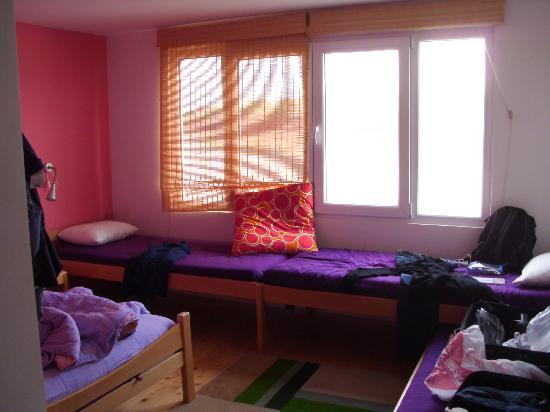 Arkabarka Floating Hostel: Our room
