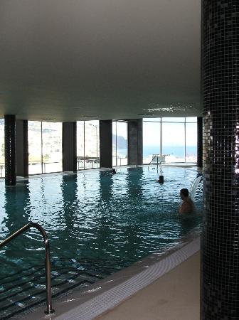 Four Views Baia: piscine intérieure 5 euro accès spa