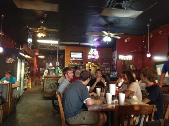 Coosh S Bayou Rouge Restaurant Tallahassee Fl