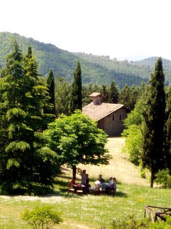 Agriturismo I Muri: la chiesetta