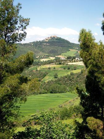 Agriturismo I Muri: vista sul Monte