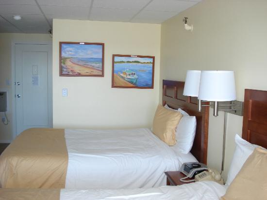 Atlantic Oceanfront Motel: Oceanfront Room