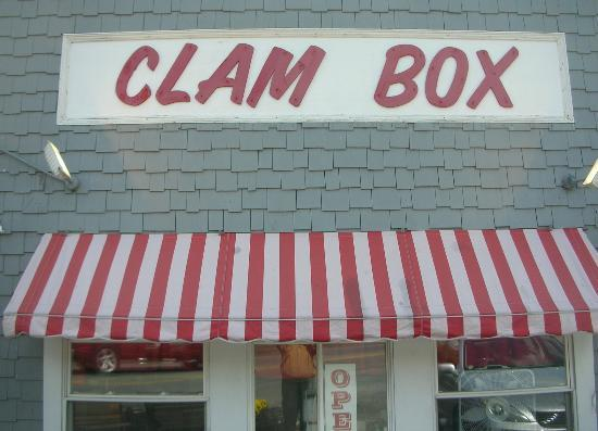Photo of American Restaurant Clam Box of Ipswich at 246 High St, Ipswich, MA 01938, United States