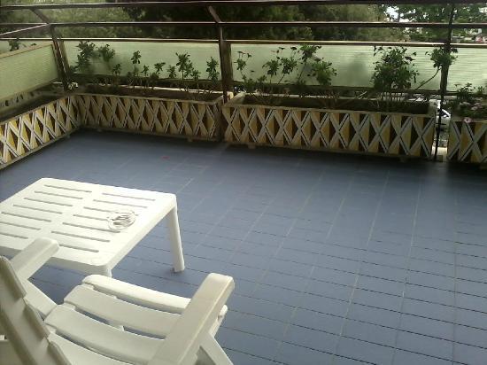 Reginna Palace Hotel: Balcone