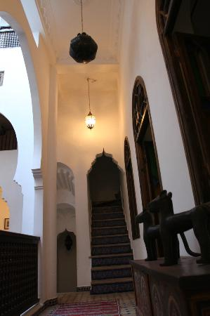 Riad Arous Chamel: Interior