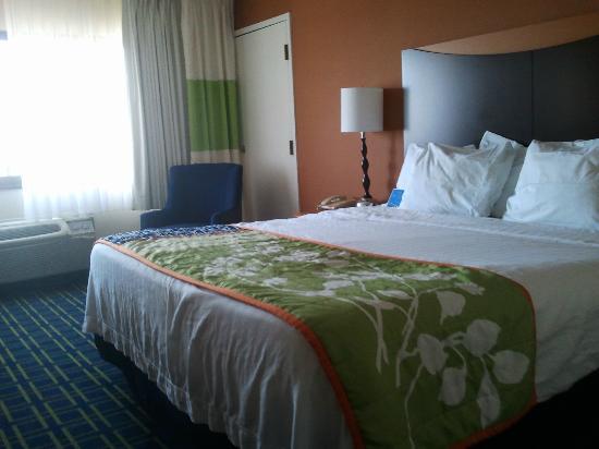 Atlantic City Inn: King Room