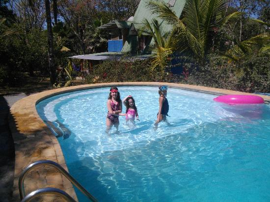 Hotel Casacolores: Pool