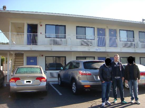 Motel 6 Santa Barbara - Beach: hotel