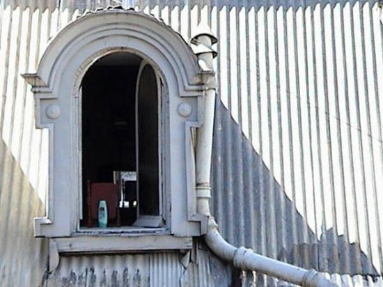 El Aleph de San Telmo Hostel: Arquitectura de los alrededores al Hostal
