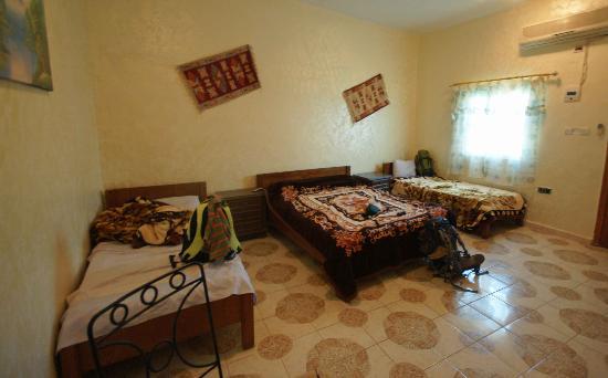 Bedouin Moon Village: Family room