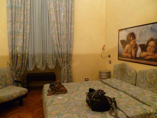 Hotel de la Pace: Double room