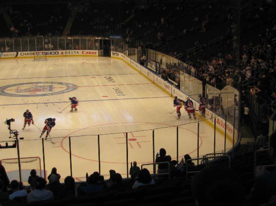 Game Action From Section 102 Row 21 Picture Of Madison