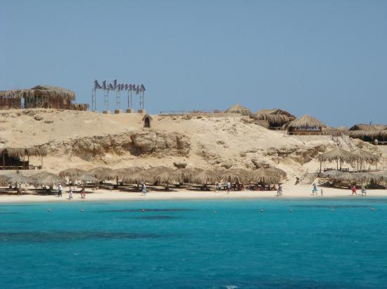 Îles Giftoun : Mahmya Beach