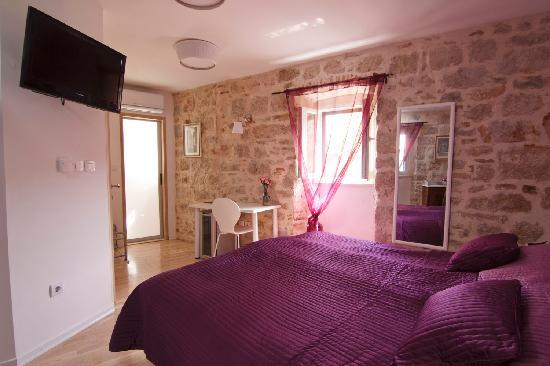 Vila Baguc: Lavander Room