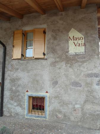 Maso Vaia: la tranquillità abita qui....