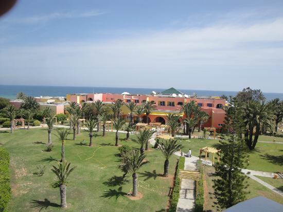 Caribbean World Monastir : complexe