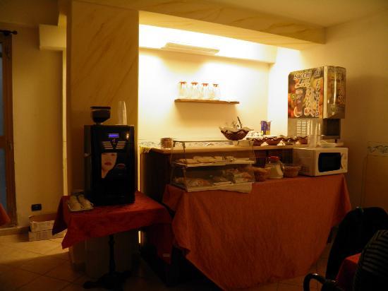 Hotel Palazzuolo: Desayuno