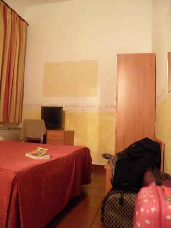 Hotel Palazzuolo: habitación