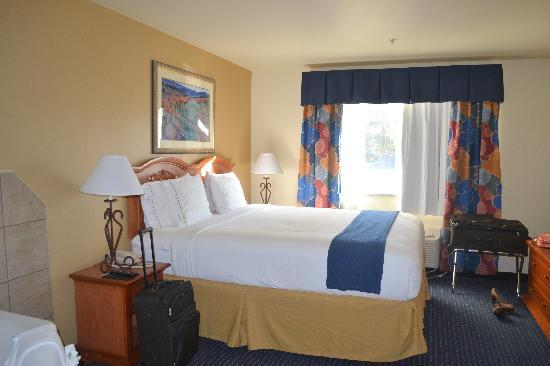 Holiday Inn Express & Suites: Bedroom