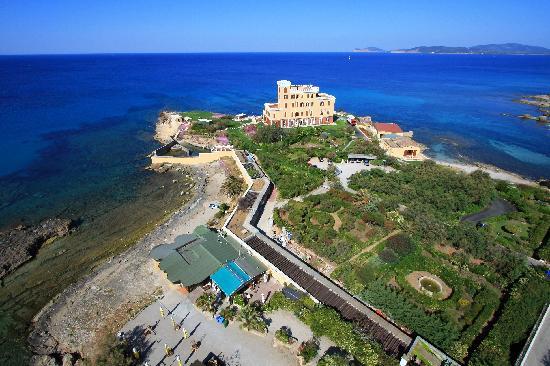 Location Villa Alghero