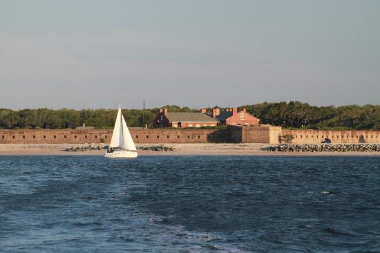 Amelia River Cruises: Fort Clinch State Park - Fort Clinch