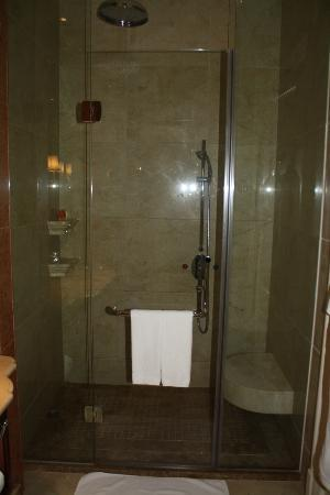 Dragon Lake Princess Hotel: Shower stall