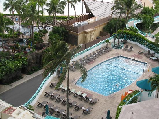Ilikai Hotel Luxury Suites The Pool