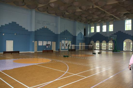 Dragon Lake Princess Hotel: Indoor basketball court