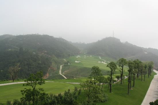 Dragon Lake Princess Hotel: Golf course