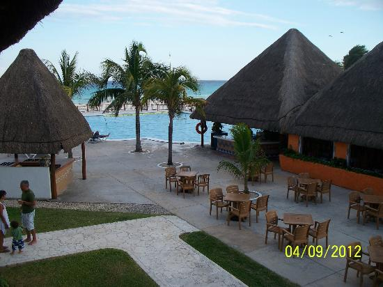 Allegro Playacar : View from room