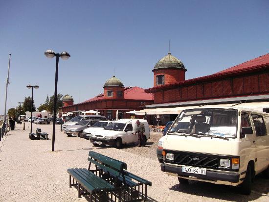 Torre Velha Hotel: Olhao Fish Market